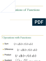 2. Composition of Functions
