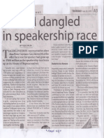Manila Times, June 20, 2019, P200M dangled in speakership race.pdf