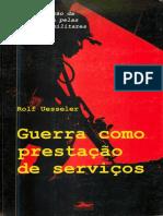 UESSELER (2008) Guerra Prestacao Servico