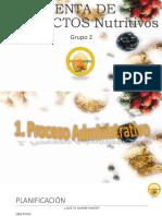 Proyecto nutrifood
