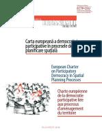 Carta Europeană a Democratiei Participative