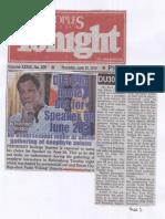 Peoples Tonight, June 20, 2019, DU30 to name bey for Speaker on June 28.pdf