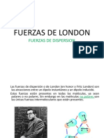 Fuerzas de London