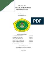 Studi kelayakan bisnis konveksi khadeejah collection