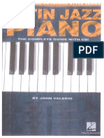 John Valerio - Latin Jazz Piano -