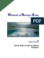High Altitude Wetlands of Pakistan
