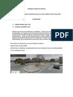 Informe y Seleccion de Area de Estudio