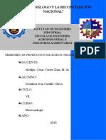 Seminario 10- Ing Torres- Biotecnologia