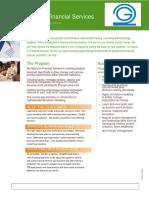 Financial_services_ 6 Sigma _ Program Overview G2 Consulting _ GVS RAO Rev02