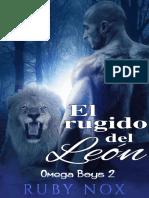 Serie Omega Boys - 02. El Rugido Del Leon