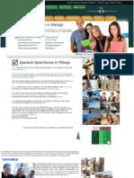 Spanischkurse Malaga | Sprachschule  Málaga | Sprachkurs Malaga