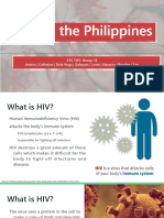 HIV in the Philippines