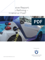 WRA Electric Vehicles Report