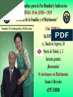 Federación de Familias Para La Paz Mundial y Unificación