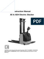 Eterna XE and XEH English Manual