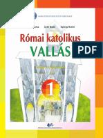 Romai Katolikus Vallas - clasa 1