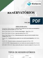 6 - Reservatórios Julius Vannier
