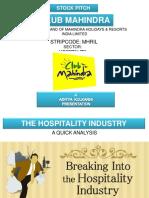 hospitalityindustry-clubmahindrashort-160427213440