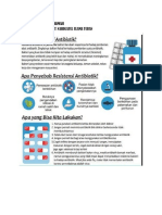 brosur antibiotik