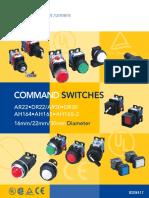 Fuji Control Part - Push Button