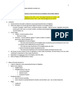 Personal Property Security Act Outline Student Copy