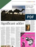 South China Morning Post Camel Milk