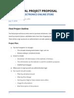 cst336 final project proposal