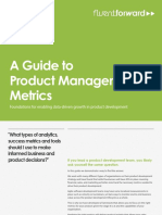 Product Management Metrics