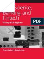 Data Science Banking and Fintech
