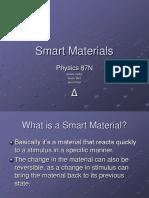 Delta SmartMaterials