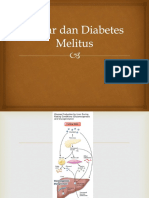 Hepar Dan Diabetes Melitus