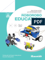 Roborobo Catalog Robotics kit