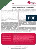 Avaliacao Imuno Histoquimica Da Expressao de Pd l1 Ventana Sp263
