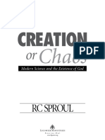 Creacion o Caos - RC Sproul