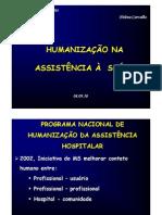 Humanização na Saúde 08-09 [Modo de Compatibilidade]