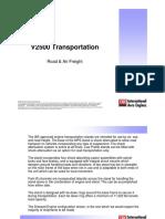 V2500 Transportation Stands Brochure