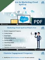 Marketing Cloud Ppt