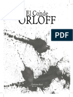 EL CONDE ORLOFF - CHRISTIAN KENT - ANO 2013 - PORTALGUARANI