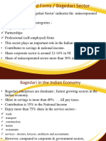 1. Bagedari Sector