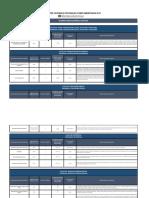 Portafolio Institucional de Cátedras Opcionales Complementarias
