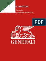 Condiciones Generales Generali Motor
