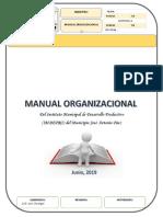 Manual Organizacional