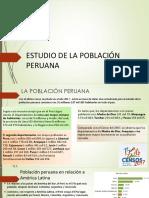 Poblacion Peruana
