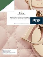 The European Luxury Accessories Market
