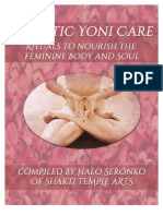 Holistic Yoni Care