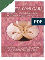 Holistic Yoni Care