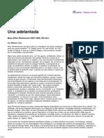 Las Lógicas dDel Cuidado Infantil. Entre Las Familias El Estado y El Mercado.1
