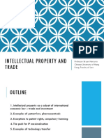 Intellectual Property and Trade