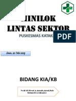 Minilok Linsek Gabungan 20 Mei 2019