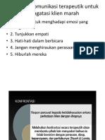 Tehnik ko terapeutik klien marah.pptx